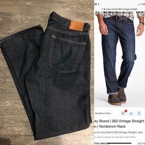 Lucky Brand 363 Vintage Straight
